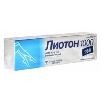 ЛИОТОН 1000 ГЕЛ 30 гр. 9,26 лв. от Vitania.bg