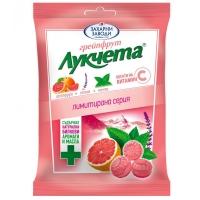 БОНБОНИ ЛУКЧЕТА с грейпфрут 1,00 лв. от Vitania.bg