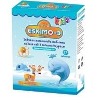 ЕСКИМО-3 ДЕЦА дъвчащи табл. х 27 15,12 лв. от Vitania.bg