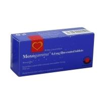 МОКСОГАМА ТАБЛ.0,4 мг.х 30   9,46 лв. от Vitania.bg