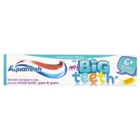 АКВАФРЕШ Паста за зъби Детска 6+ г. 50 мл. 3,60 лв. от Vitania.bg