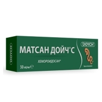 МАТСАН-ДОЙЧ-С МАЗ 30 ГР ЗЕЛЕН 8,92 лв. от Vitania.bg