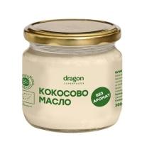 Кокосово масло без аромат 300 мл. Dragon Superfoods 7,40 лв. от Vitania.bg