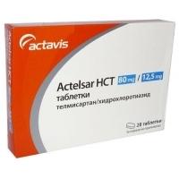 АКТЕЛСАР НСТ табл. 80 мг.12,5 х 28 13,15 лв. от Vitania.bg