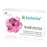 БИОХЕРБА Билков чай РОЗА филтър х 20 2,50 лв. от Vitania.bg