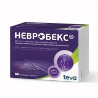 НЕВРОБЕКС ТАБЛ Х 60 ТЕВА 7,13 лв. от Vitania.bg