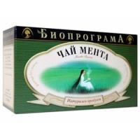 БИОПРОГРАМА ЧАЙ Мента филтър 20 бр. 1,30 лв. от Vitania.bg