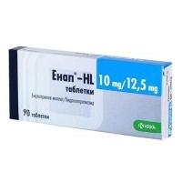 ЕНАП-НL ТАБЛ. 10/12,5 мг.х 90   17,20 лв. от Vitania.bg