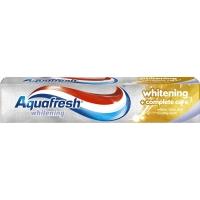 АКВАФРЕШ Паста за зъби Уайтънинг и къмплийт кеър 75 мл.+50 ml 3,90 лв. от Vitania.bg