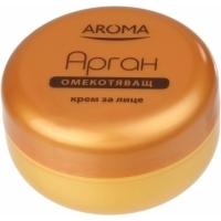 АРОМА Крем за лице омекотяващ с арган 75 мл. 2,80 лв. от Vitania.bg