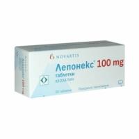 ЛЕПОНЕКС ТАБЛ 100МГ Х 50 15,90 лв. от Vitania.bg