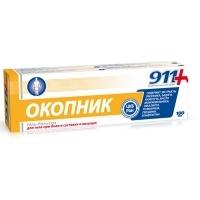 ОКОПНИК гел-балсам 100 мл. /болки стави и мускули/ 911 5,60 лв. от Vitania.bg