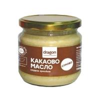Какаово масло студено пресовано сурово 300 мл. Dragon Superfoods 15,59 лв. от Vitania.bg