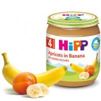 ХИП ПЮРЕ Кайсия и банан 125 гр. 2,50 лв. от Vitania.bg