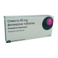 ОЛМЕСТА ТАБЛ. 40 мг.х 30 14,20 лв. от Vitania.bg