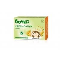 БОЧКО Сапун бебешки с невен 75 гр. 0,90 лв. от Vitania.bg