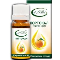 РИВАНА Етерично масло Портокал 10мл. 3,90 лв. от Vitania.bg