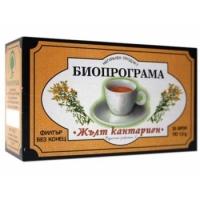 БИОПРОГРАМА ЧАЙ Жълт кантарион филтър 20 бр. 1,25 лв. от Vitania.bg